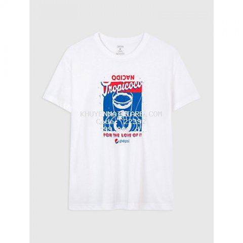 Áo phông unisex 8TS20S042