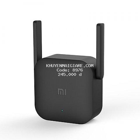 Bộ Kích Sóng Wifi Xiaomi Repeater Pro - Hàng Nhập Khẩu