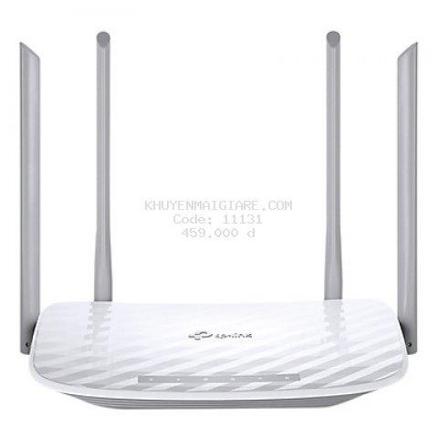 Bộ Phát Wifi TP-Link Archer C50 Băng Tần Kép AC1200 - Hàng Chính Hãng