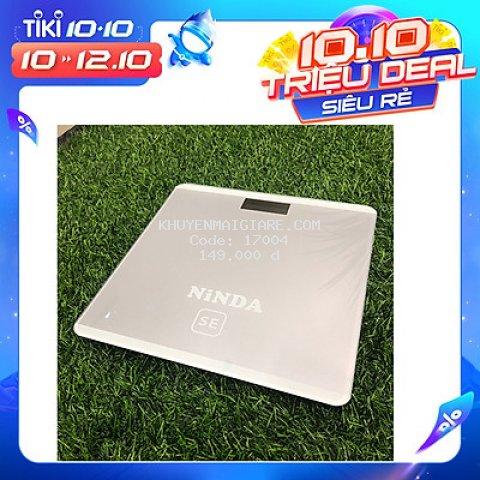 Cân sức khoẻ điện tử NiNDA- Hàng chính hãng