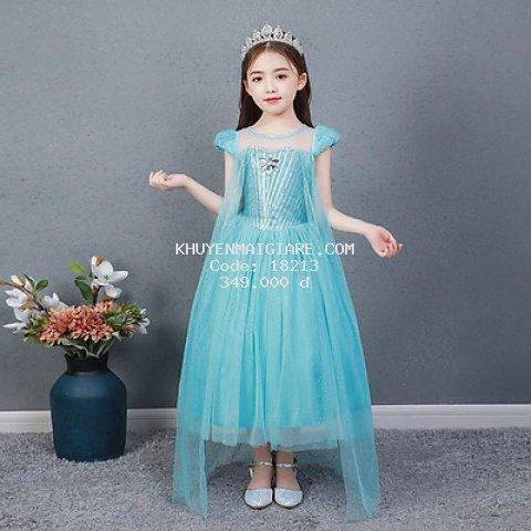 Đầm Elsa Cao Cấp K14