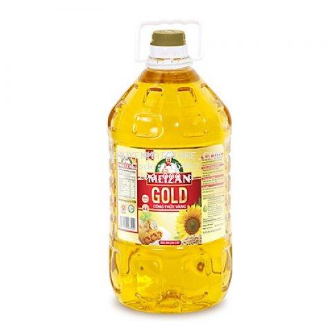 Dầu Ăn Meizan Gold (5L / Chai)
