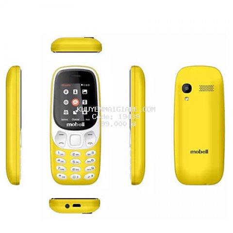 Điện thoại Mobell C310 - Hàng chính hãng