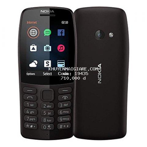 Điện Thoại Nokia 210 - Hàng Chính Hãng