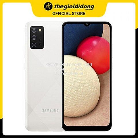 Điện Thoại Samsung Galaxy A02s (3GB/32GB) - Hàng Chính Hãng