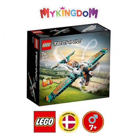 Đồ chơi LEGO Technic Phi Cơ Đua 42117