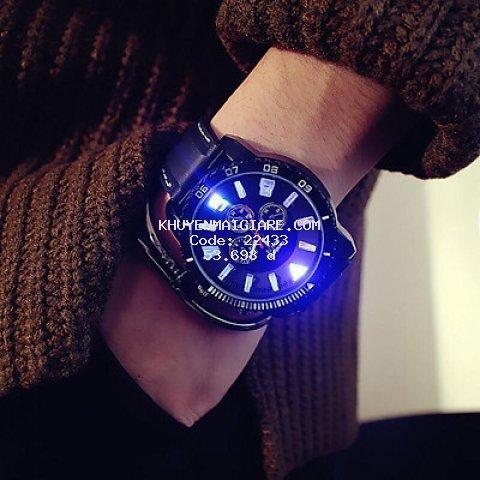 Đồng hồ đeo tay nam nữ JIS unisex thời trang DH66
