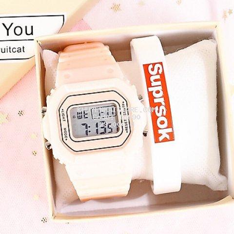 Đồng hồ điện tử nam nữ siêu đẹp FG154