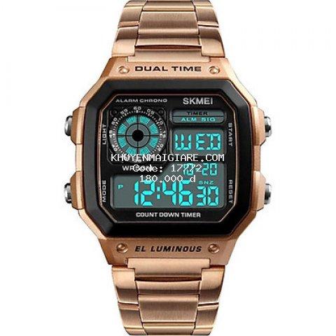 Đồng hồ Nam thể thao SKMEI 1335 - DHA508