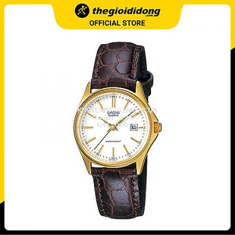 Đồng hồ nữ dây da Casio LTP-1183Q-7ADF