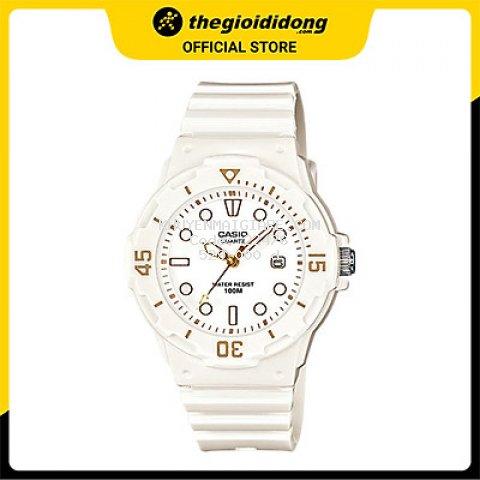 Đồng hồ nữ dây nhựa Casio LRW-200H-7E2VDF