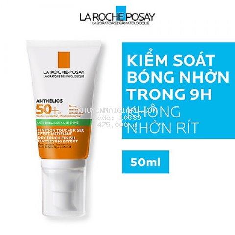 Kem Chống Nắng Không Màu Kiểm Soát Dầu La Roche-Posay Anthelios XL Dry Touch Gel-Cream SPF 50+ UVB & UVA (50ml)