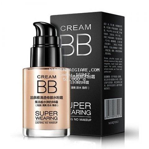 Kem Nền Trang Điểm Mịn Da BB Cream Super Wearing 30ml