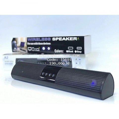 Loa Bluetooth JD A2 - Hàng chính hãng
