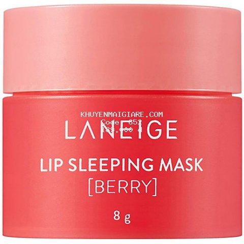 Mặt Nạ Ngủ Cho Môi Phiên Bản Miniature Laneige Lip Sleeping Mask Berry (8g) – 270281585