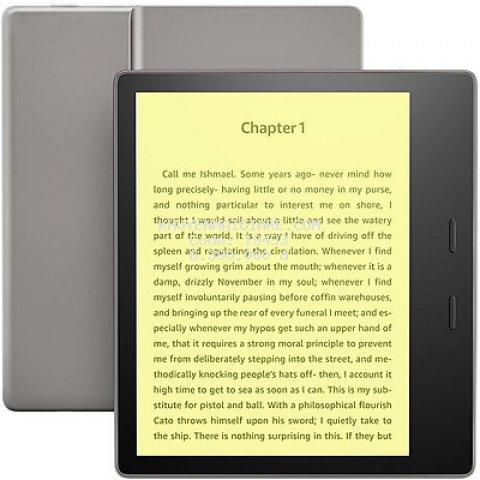 Máy đọc sách Kindle Oasis 3 - Bản Mỹ - Hàng nhập khẩu