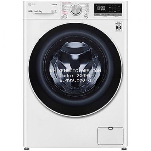 Máy giặt LG Inverter 8.5 kg FV1408S4W - Chỉ giao Hà Nội