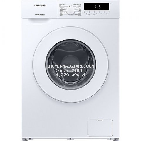 Máy giặt Samsung Inverter 8 kg WW80T3020WW - Chỉ giao HCM