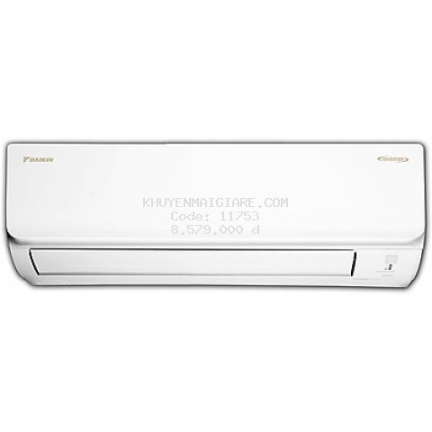 Máy Lạnh Daikin Inverter 1 HP FTKA25UAVMV - Chỉ giao tại HCM