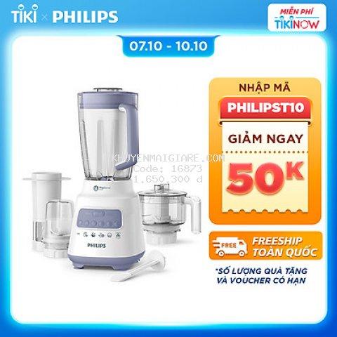 Máy xay sinh tố Philips HR2223/00 - Hàng Chính Hãng