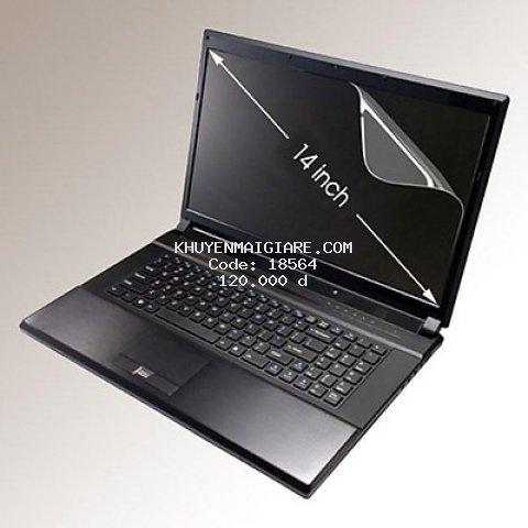 Miếng Dán Bảo Vệ Màn Hình Laptop 14 inch