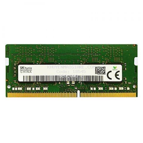 RAM Laptop Hynix 4GB DDR4 2133MHz SODIMM - Hàng Nhập Khẩu