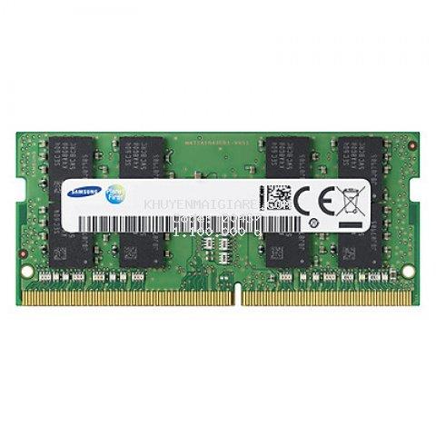 RAM Laptop Samsung 4GB DDR4 2133MHz SODIMM - Hàng Nhập Khẩu
