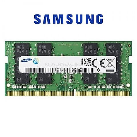 RAM Laptop Samsung 8GB DDR4 Bus 3200 - Hàng Nhập Khẩu