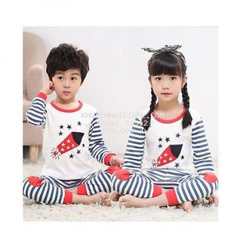 Sét bộ quần áo thu đông cho bé siêu đáng yêu