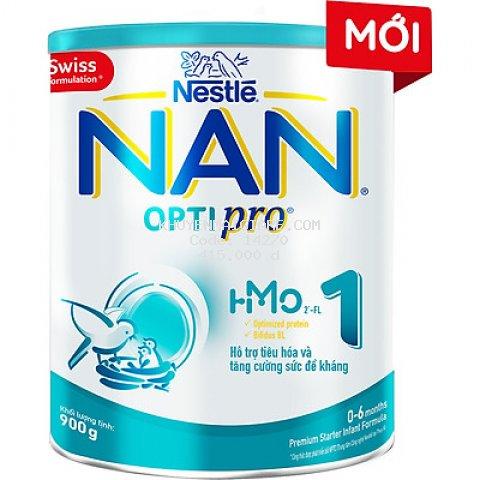 Sữa Bột Nestlé NAN OPTIPRO HM-O 1 900g