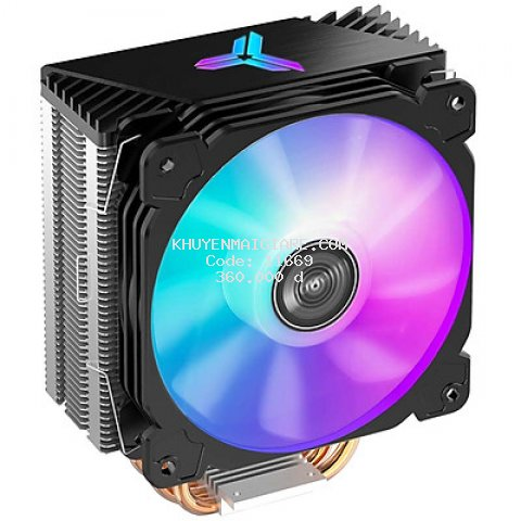 Tản nhiệt khí CPU RGB Jonsbo CR-1000 - Hàng Chính hãng