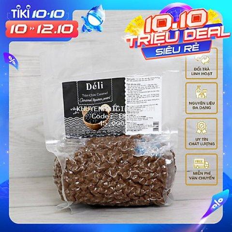 Trân châu caramel Déli 1kg