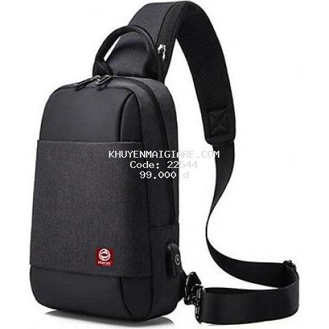 Túi đeo chéo nam thời trang HARAS HR241