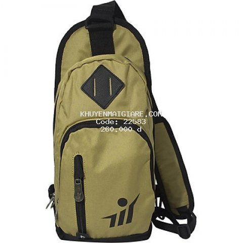 Túi Gym Đeo Chéo Vàng M17 71850015F (22 x 25 cm)