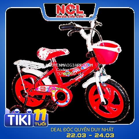 Xe đạp trẻ em Nhựa Chợ Lớn K104 - K105 - K106 - K107 - K108 - K109